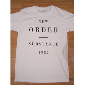 Playera New Order Substace