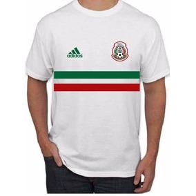 96d3567dabdd5 Playera Seleccion Mexicana Blanca Manga Larga en Mercado Libre México