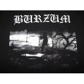9d356da480a Burzum Playera Camiseta Mediana Mayhem Satyricon Darkthrone