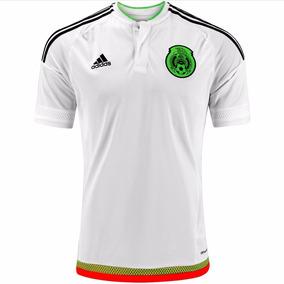 ee954052d2f9d Playera adidas De Mexico Blanca De Raul Jimenez Para Niño