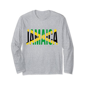 2003256865459 Camisa Dama Marca Jamaica Mod Flores Aqua - Envio Gratis. Jalisco · Bandera  Jamaicana Unisex Del Orgullo De Jamaica Long Camiset