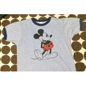 53637af0d5f18 Playeras Mickey Mouse Originales Talla Xl - Playeras XL Estampado en ...