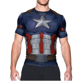 da27d1a314bfa Capitan America Civil War Under Armor Alter Ego Compresion