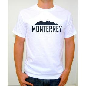 6fe549f77cdd2 Camiseta Sublimada Futbol Monterrey   Rayados