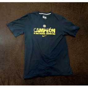 4cf37291aca6c Playera Nike América Campeón - El Más Grande - Odiame Más