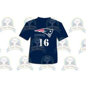 595886507596b Jersey Nfl Miami Ne Patriots Personalizada Dry Fit.