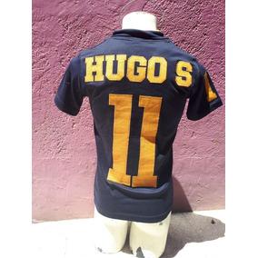 detailed look 04349 4a185 Playera Tipo Polo Hugo Sanchez en Distrito Federal en ...