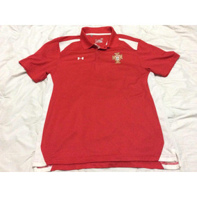 8da357777bb3e Playera Polo Under Armour Talla L N-adidas Nike Puma Asics