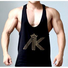 204444c3bc1fd Playera Gym Camiseta Olimpica Tanktop Marca Aesthetic King