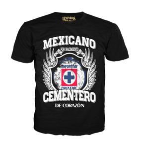 f410ea9d32894 Playeras De Equipos Mexicanos en Mercado Libre México