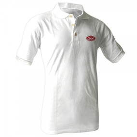 daa4cd487e4b5 Playera Tipo Polo Lock Blanca Talla Xl Lpobx Lock