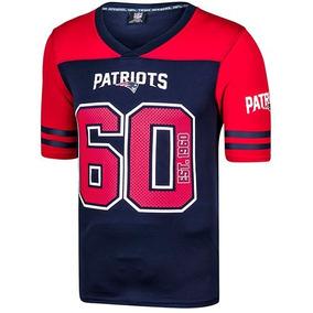99593e7bb9b5f Playera Patriotas Para Hombre Nfl Original Marino 317264 Dgt