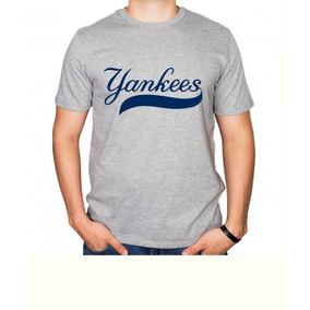 21285132ceb67 Playera De Cuello Redondo De Los Yankees De Nueva York - Ropa ...