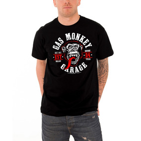 1aa387363e136 Combo Playera+sticker+gorra Gas Monkey Garage Envio Gratis