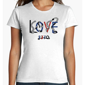 93a6ee5fdf7bc Playera O Blusa Yves Saint Laurent The Firts Love Cards