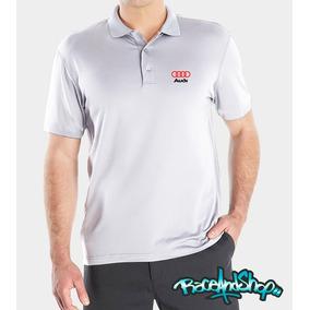 fee8a2d72e212 Playera Premium Tipo Polo Dryfit Envio Gratis!! Audi Logo