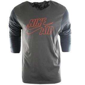 46e74db798c11 Playera Nike Nsw Sf Air Force 1 Hooded ( Tallas M-xl-2xl )