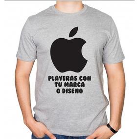55e4e20295448 Playera Impresa En Serigrafia 1 Tinta Frente Y Vuelta - Playeras ...