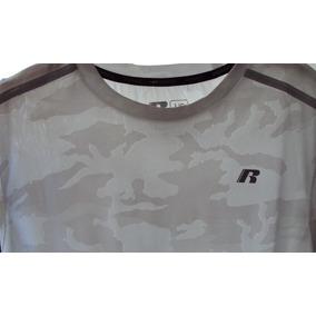 d7651cf6a41a9 Camiseta Playera Russell Athletic Dri-power 360 Camuflaje