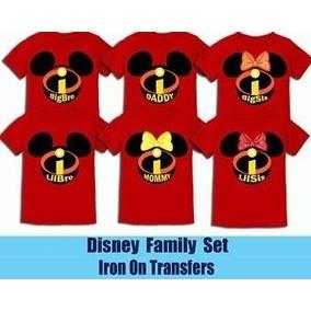 fcf3665f64dba Playeras Mickey Mouse Para La Familia - Playeras Manga Corta en ...