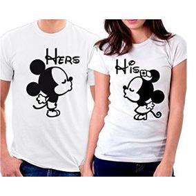 47d9e4196d3da Playeras Buga Cavernicola Mickey Mouse Mimi Mouse Disney en Mercado ...
