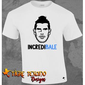 66a3976a3f8d0 Playera Real Madrid Gareth Bale 11 By Tigre Texano Designs