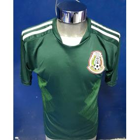 dace08645 Playera De Mexico Mundial Del 94 en Mercado Libre México