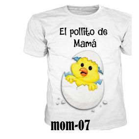 Playera Mamas Dia De Las Madres 10 De Mayo Regalo Mom 7