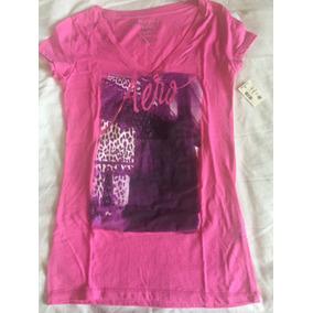 3d9eca31d834e Lote De Camisetas Aeropostale - Ropa