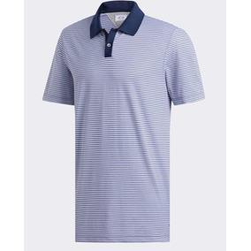 2f74195da6b53 Playera Polo adidas Adipure Golf (talla M) Azul Original L