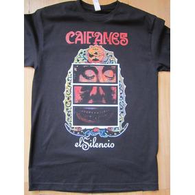 819e4a724ea Caifanes El Diablito Vinyl Manga Corta Hombre Talla Xl - Playeras XL  Redondo en Mercado Libre México
