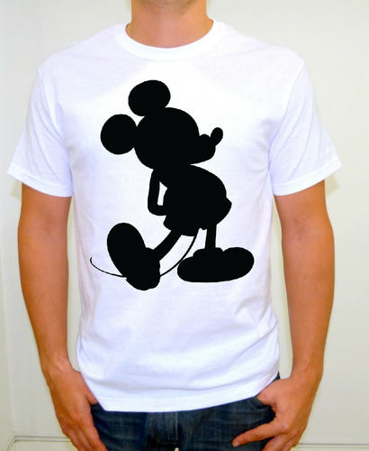 playeras anime,mickey mouse,pluto,pato donald