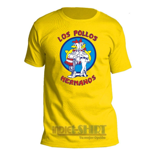 playeras breaking bad dr house the simpsons dragon ball z