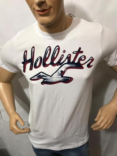 playeras caballero hollister/aero/american