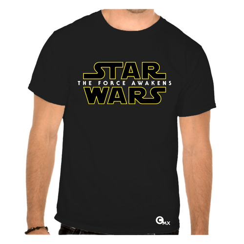 playeras comicsmx starwars 7 the force awakens a escoger