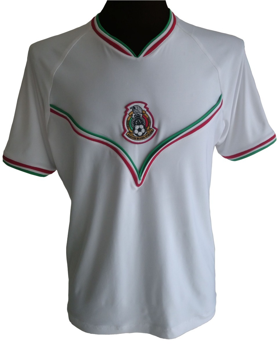 Playeras De Fútbol Camisetas Nacionales Ameyaltzín -   390.00 en ... 6dc4c5694825c