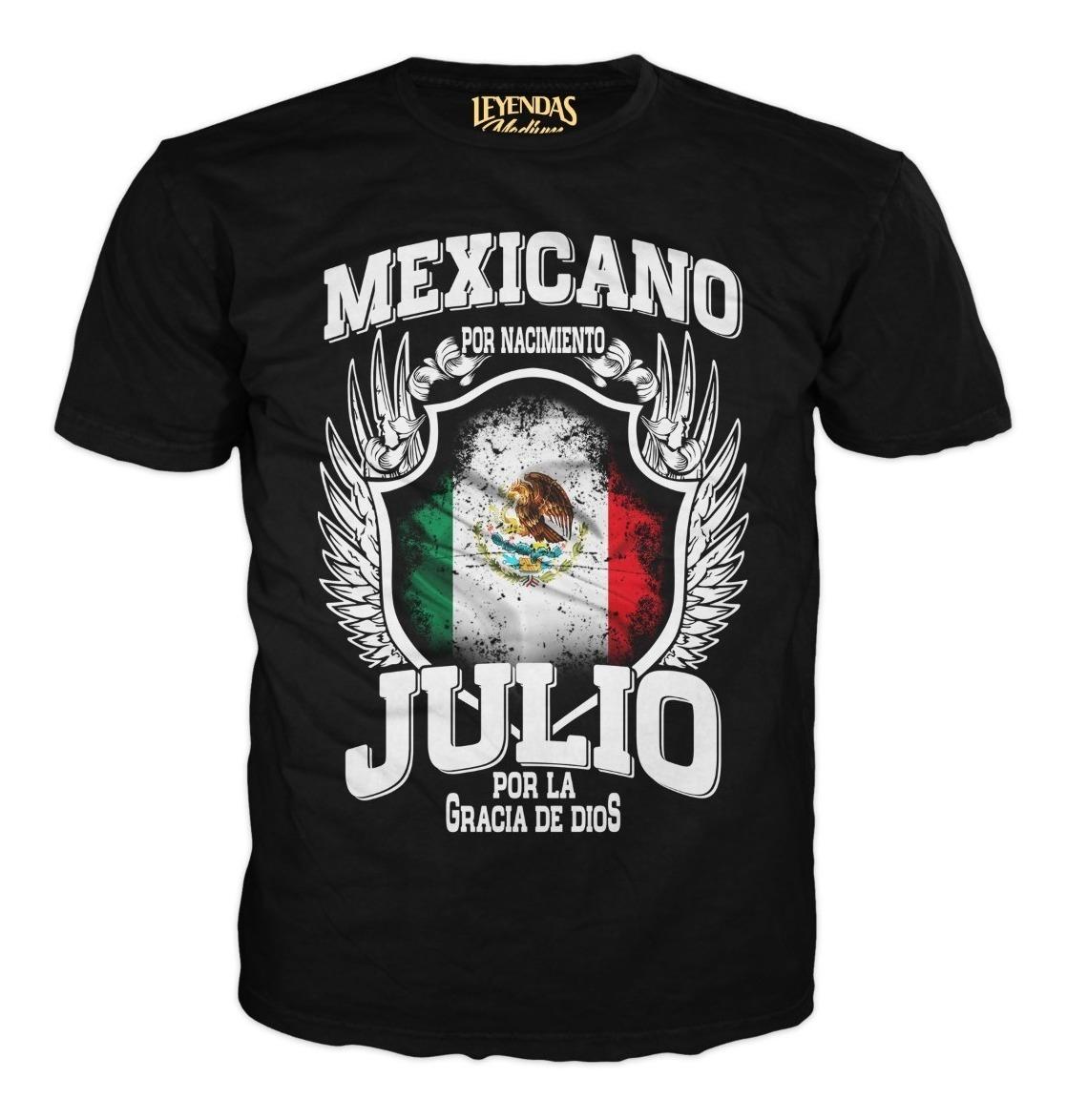 Jugareras De Leyendas Mexicano De Nacimiento Julio