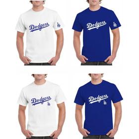 Playeras Dodgers De Los Angeles