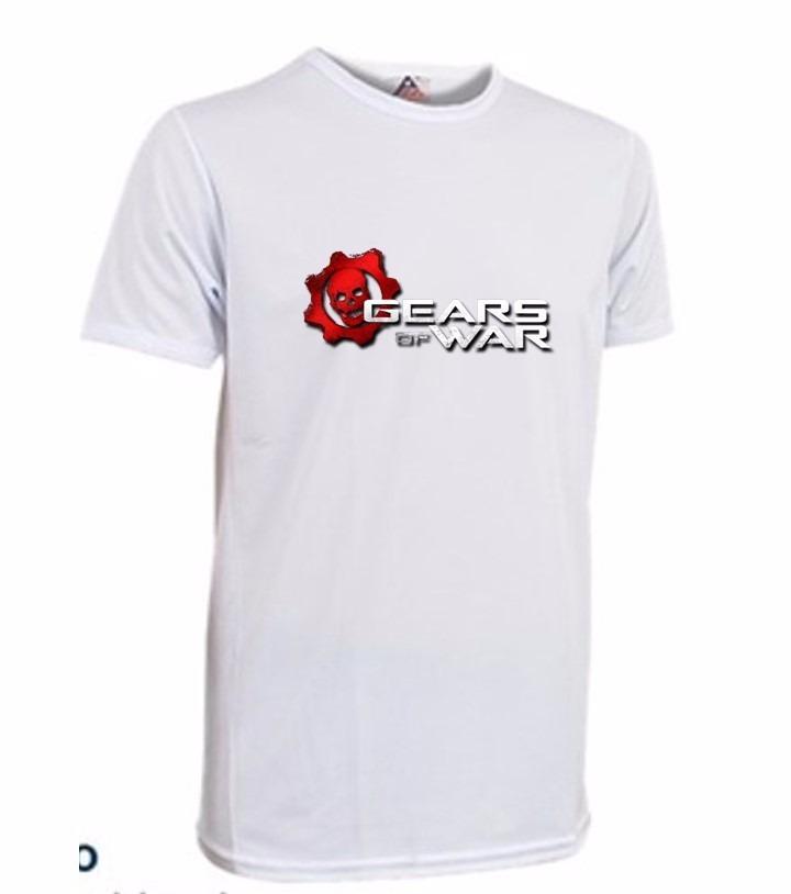 Playeras Gears Of War Playeras Personalizadas -   150.00 en Mercado ... 4cb06f956449d