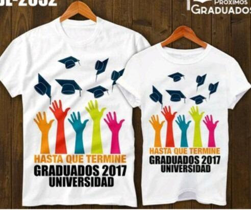 Playeras Graduacion -   100.00 en Mercado Libre 7dbddd5efb460