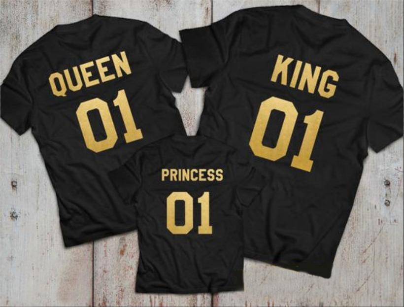 foto de Playeras King / Queen $ 400 00 en Mercado Libre