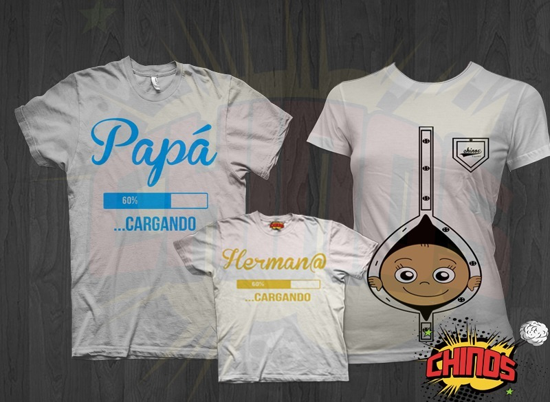 cd6870a0e1735 Playeras Maternidad