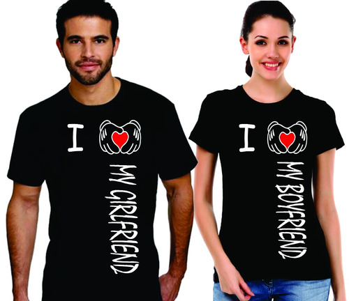 playeras novios parejas personalizadas amor amistad casados