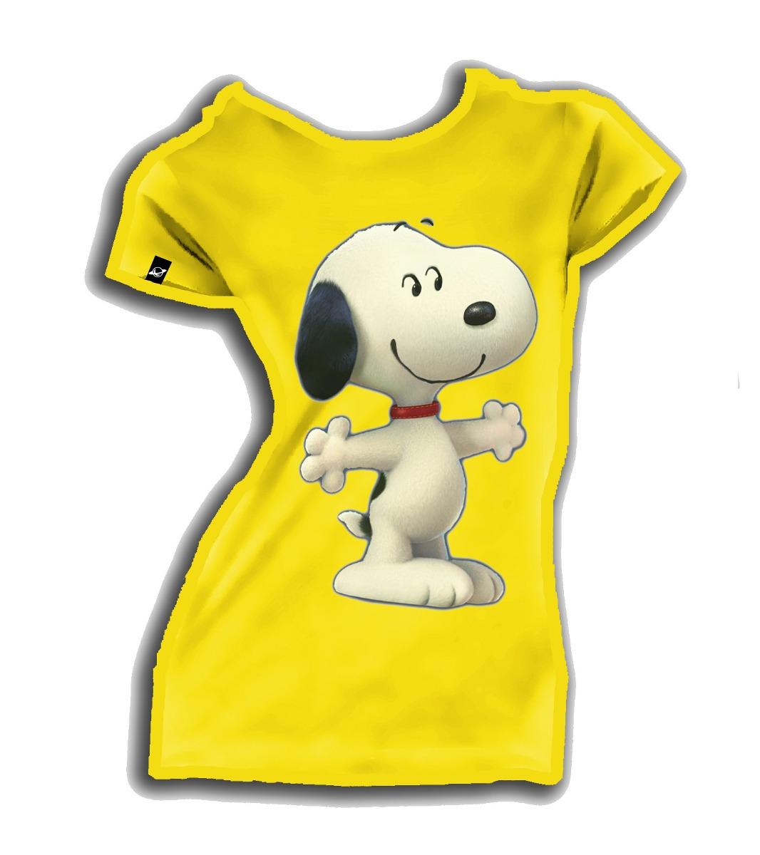Playeras O Camiseta Unisex - Snoopy La Pelicula -   189.00 en Mercado Libre b8fbf8fc03cbd