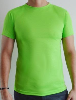 Playeras Para Sublimar Colores Neones -   48.00 en Mercado Libre 52dacb040dad9