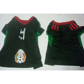 a50507466ac13 Playera Seleccion Mexicana Clon Negra en Mercado Libre México