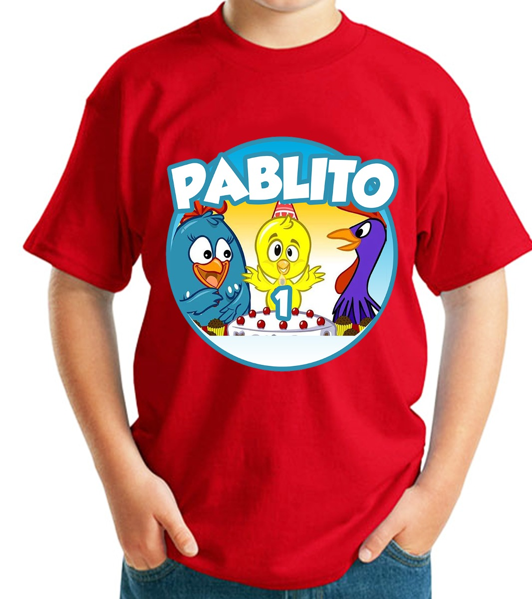 b3f9f0649 Playeras personalizada gallina pintadita fiesta cargando zoom jpg 1066x1200 Camisetas  personalizadas para fiestas