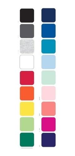 playeras personalizadas dama - color - 100% algodon