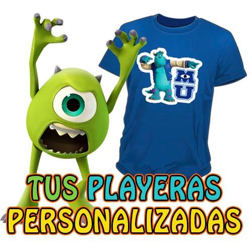 Playeras personalizadas para tu fiesta infantil a todo - Todo para tu fiesta infantil ...