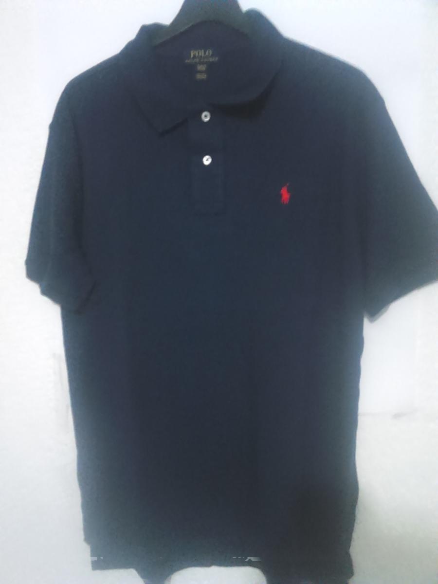 Playeras Polo Ralph Lauren 100% Originales Algodon Marino -   299.00 ... 2fea1ad1a96